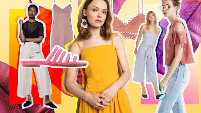 12 trenduri la moda in sezonul de primavara