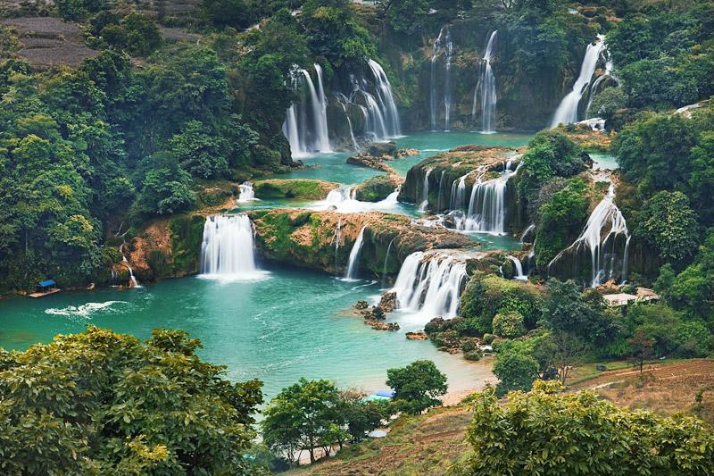 5 cele mai frumoase cascade din lume