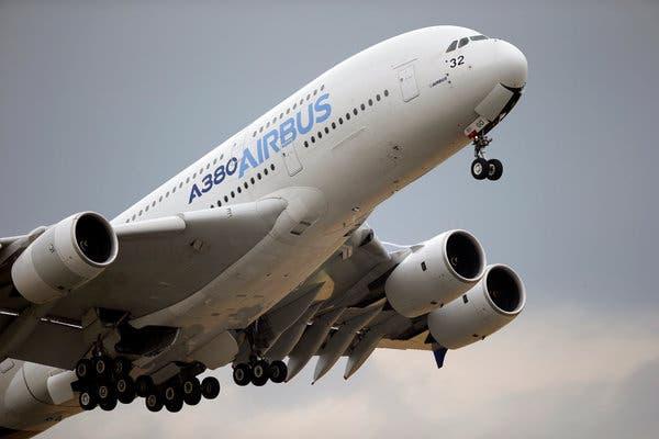 Airbus va prezenta noile produse la expozitia de la Singapore