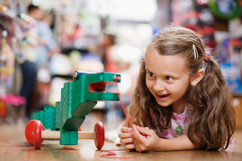 Alegerea jucariilor pentru copii