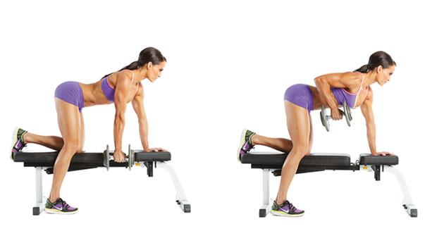 Antrenamente de brațe eficiente