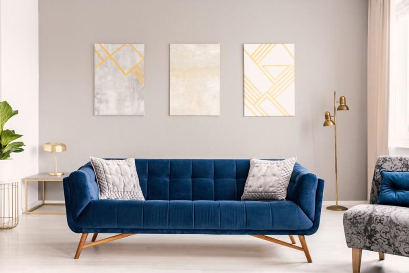 Avantajele cumpararii unei canapele din catifea