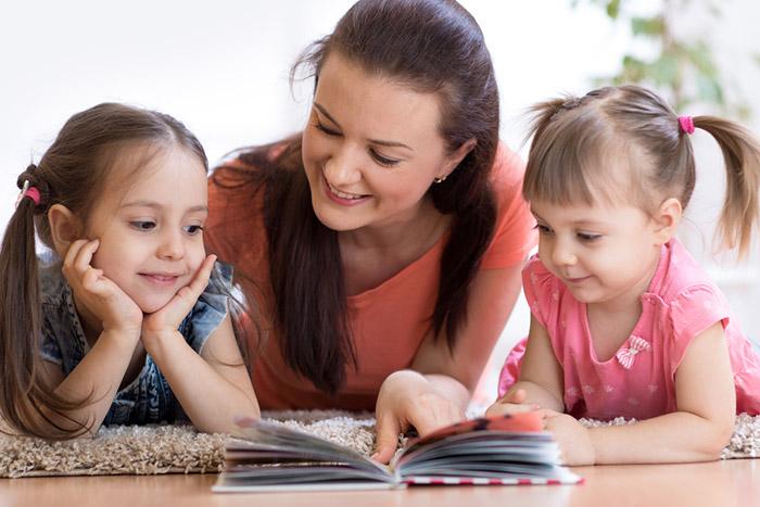 Efectele benefice ale cititului la copii