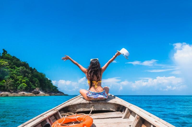 Bucura-te iarna de aceste plaje tropicale minunate