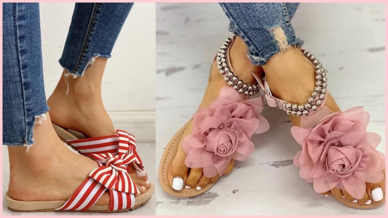 Ce sandale pentru femei se poarta
