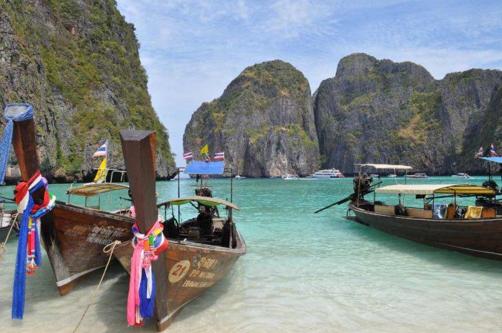 Cele mai bune plaje din Thailanda