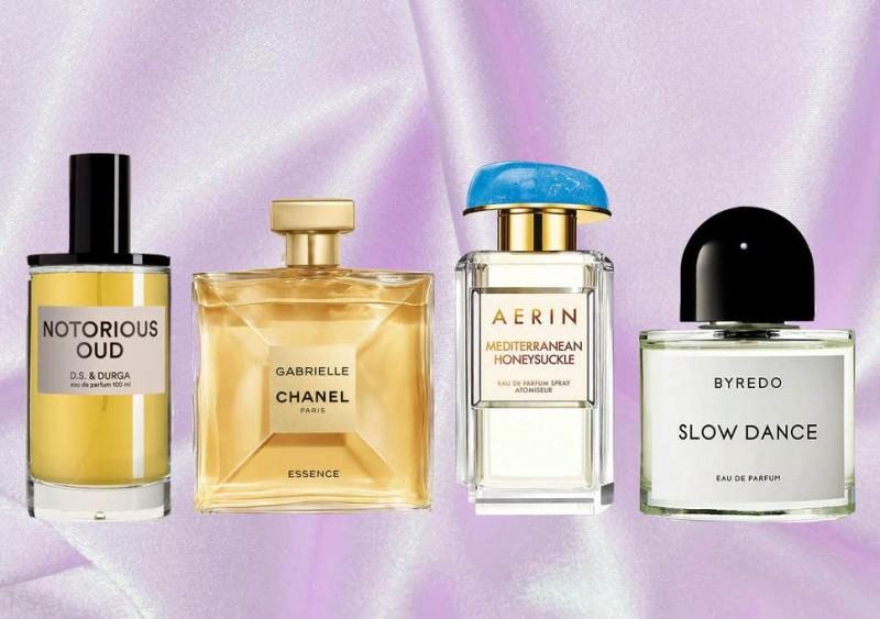 Cele mai cunoscute esente de parfumuri