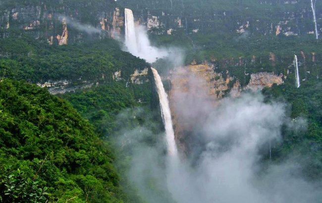 Cele mai mari cascade din lume
