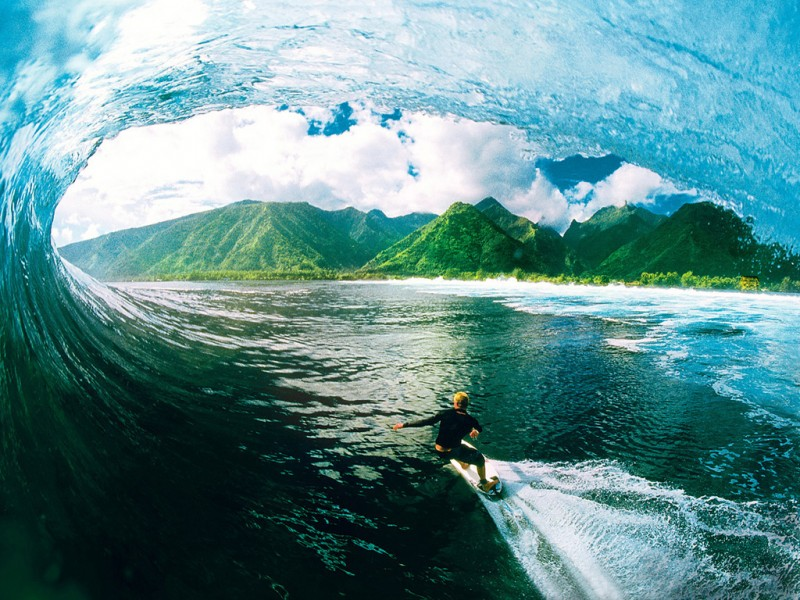 Cele mai nebunești destinații de surf din lume