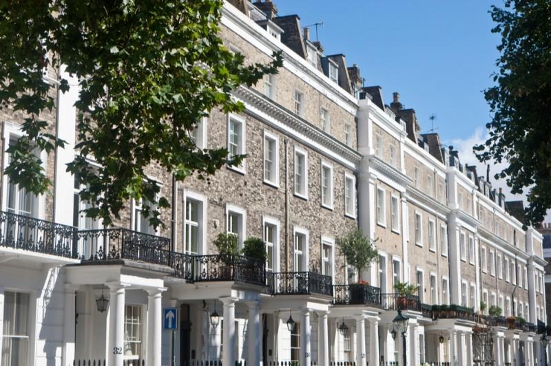 Cele mai scumpe cartiere din Londra