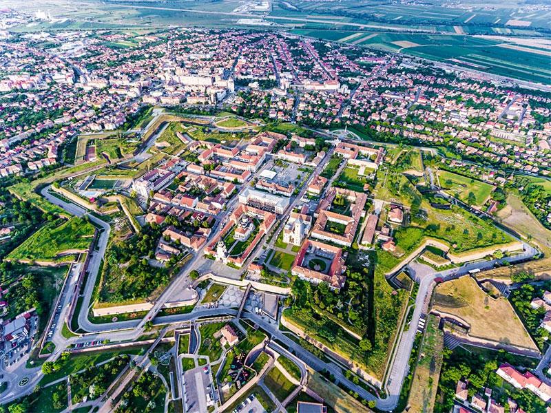 Cetatea Alba-Iulia