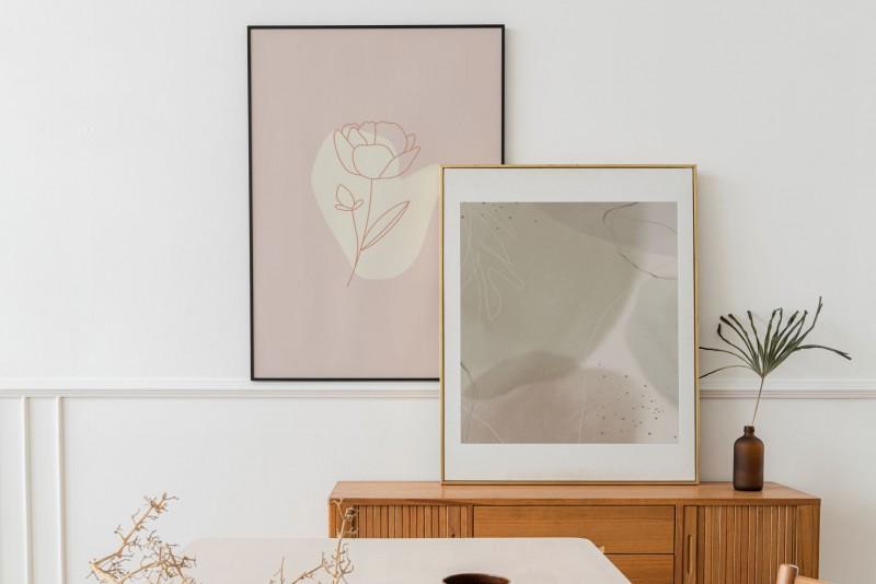 Cum recunoști un living amenajat în stil minimalist
