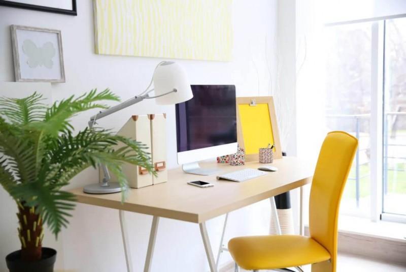 Cum sa iti organizezi biroul acasa