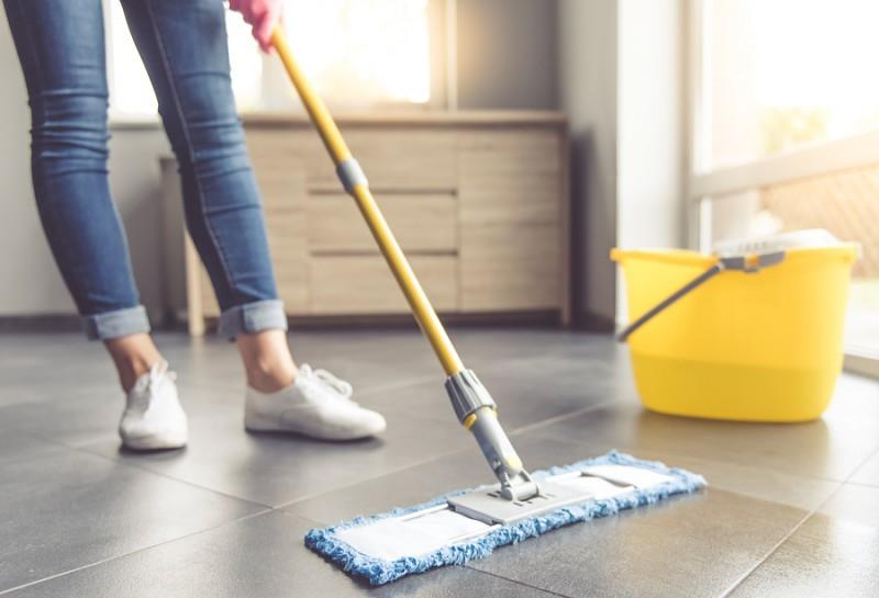 Curatenia la domiciliu prin ochii unei firme de curatenie