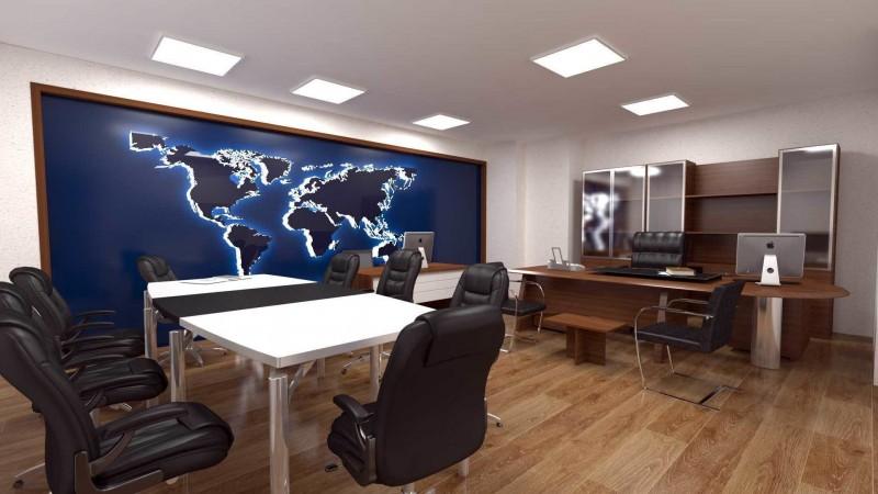 Design interior Office pentru spatiul de lucru