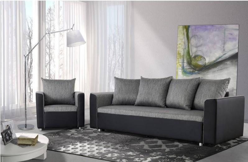 Gama de canapele extensibile, alegerea ideala pentru un living de exceptie