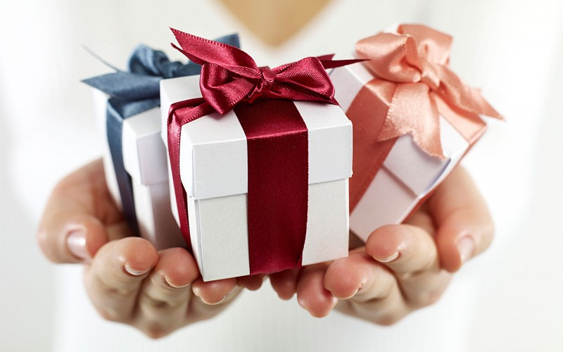 Idei de cadouri de 8 martie
