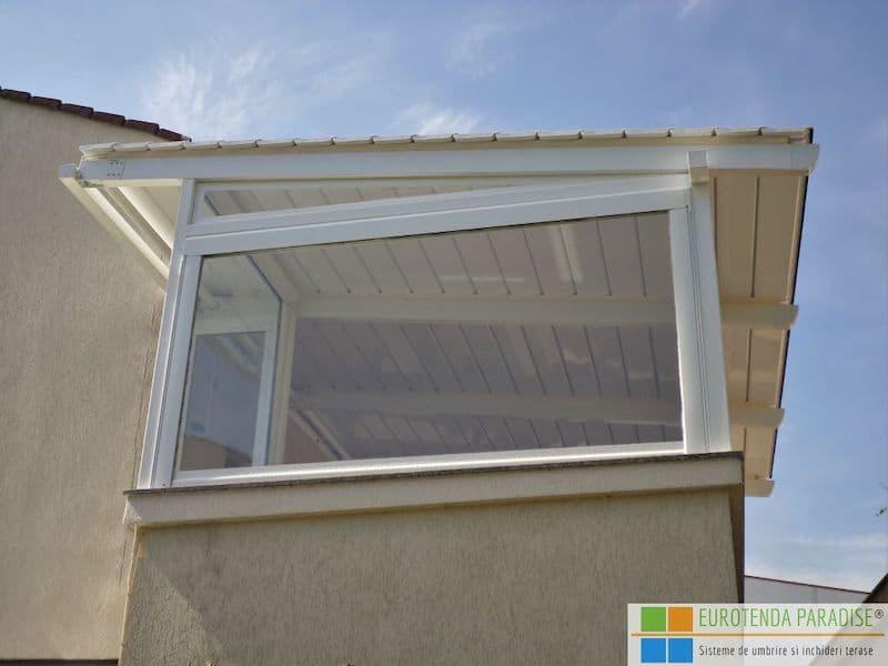 închidere terasă balcon