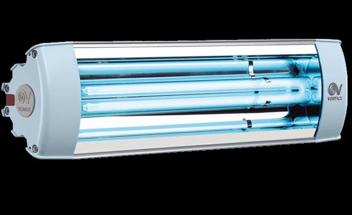 Lampa germicida pentru sterilizarea suprafetelor UVlogika