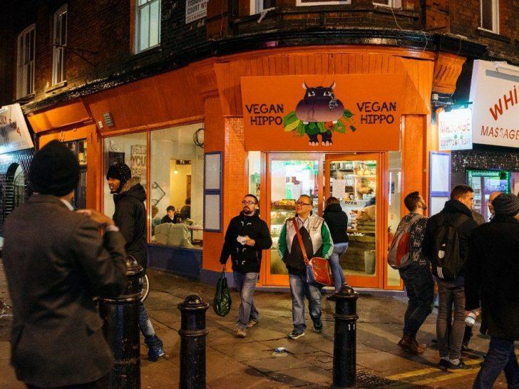 Londra:cel mai vegan oraș din lume!