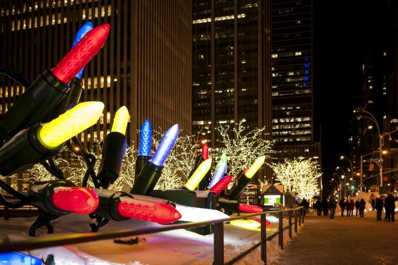 Lucruri Magice de facut in New York in timpul Crăciunului