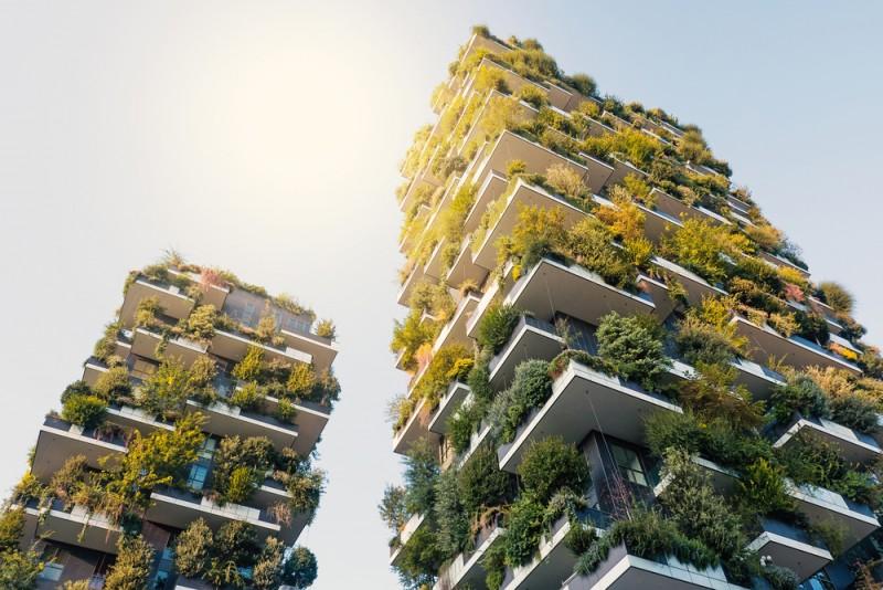 Pădurile verticale ar putea fi viitorul dezvoltarii imobiliare
