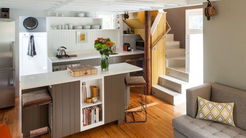 Reamenajarea casei cu cheltuieli minore