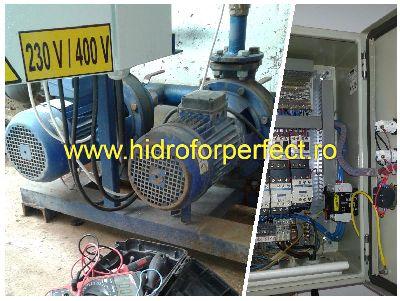 Reparatii pompe si grupuri de pompare