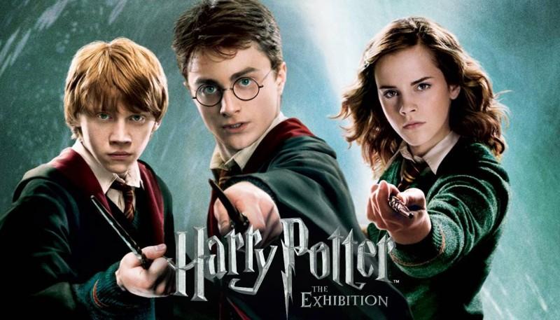 Seria de filme Harry Potter