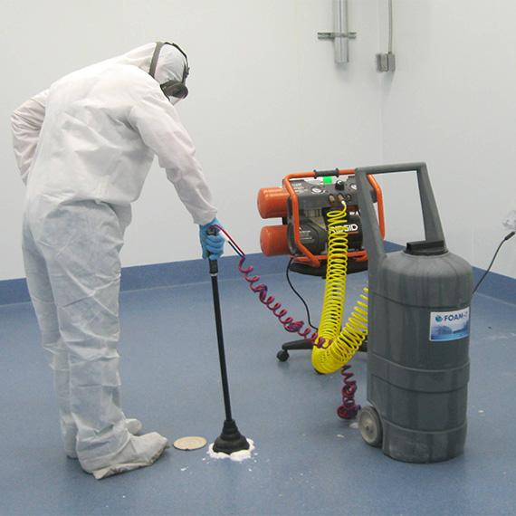 Servicii de dezinfectie Valcea pentru combaterea riscului de infectie cu virusuri