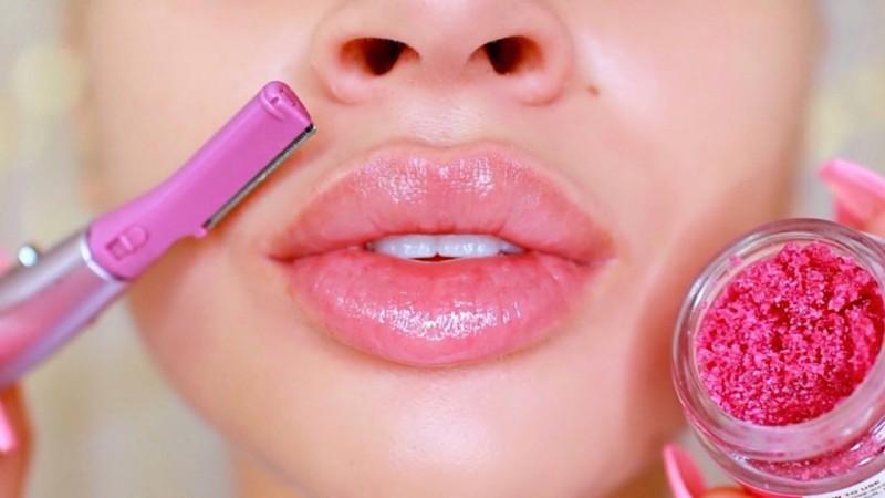 Sfaturi de ingrijire a buzelor dupa injectare