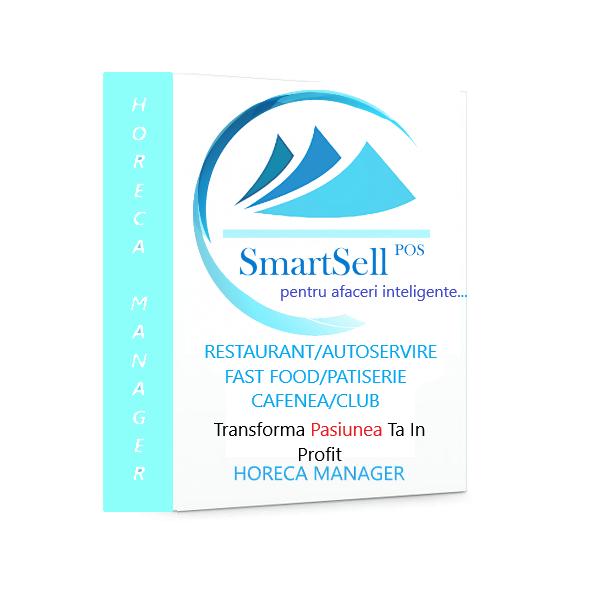 SmartSellPOS – Horeca (Restaurant, Bar, Cafenea, Patiserie)