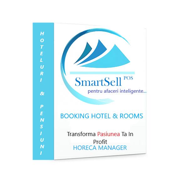 Aplicatie SmartSellPOS – Hotel / Pensiune (Horeca)