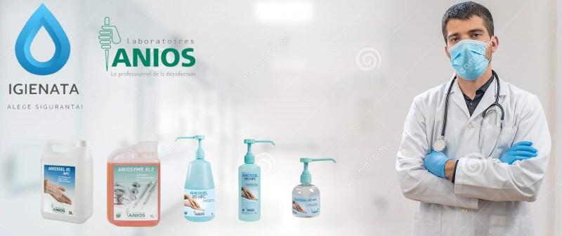 Tipuri de dezinfectant