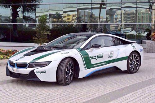 Top cele mai bune masini de politie din lume, partea a-2-a