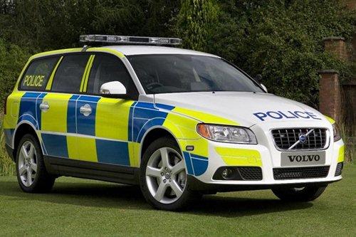 Top cele mai bune masini de politie din lume