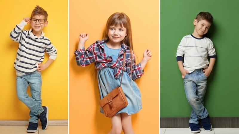 Totul despre moda pentru copii din acest an