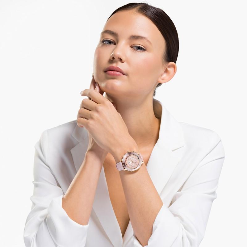 Un ceas cu Swarovski, cadoul perfect pentru o femeie