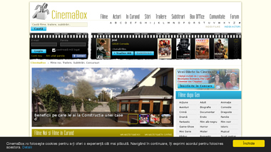 CinemaBox.ro