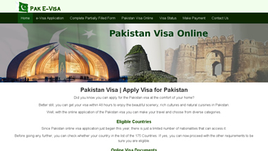 What are the  Pakistan Tourist Visa Requirements?