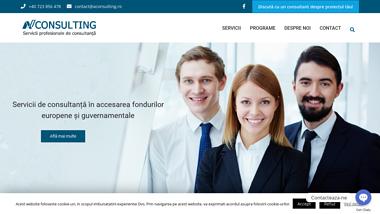 Firma consultanta fonduri europene nerambursabile Bihor