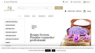 beauty secrets dermato cosmetice de la Marea Moarta