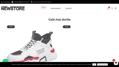 sneakers barbati - Cele mai frumoase modele