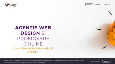 Identity Media - Agentie web design si promovare online
