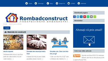 Rombadconstruct.ro