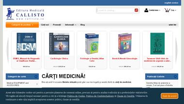 Callisto - Carti medicina
