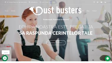 Dust Busters | Firma de Curatenie Bucuresti