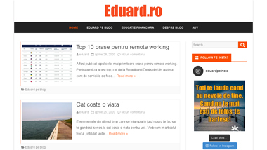 Eduard Blog