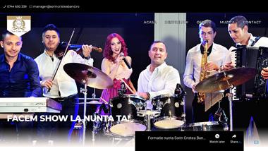 Sorin Cristea Band - Formatie Nunta