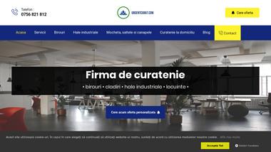 Urgent Curat - Firma de curatenie Bucuresti